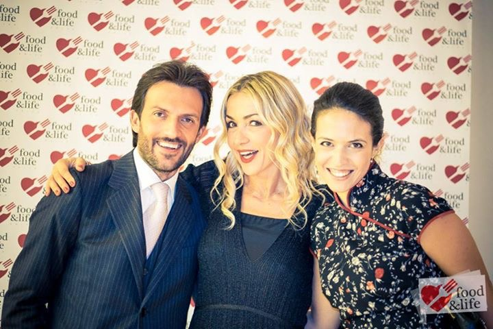 Francesca e Marcello ancora in prima linea per We World Onlus