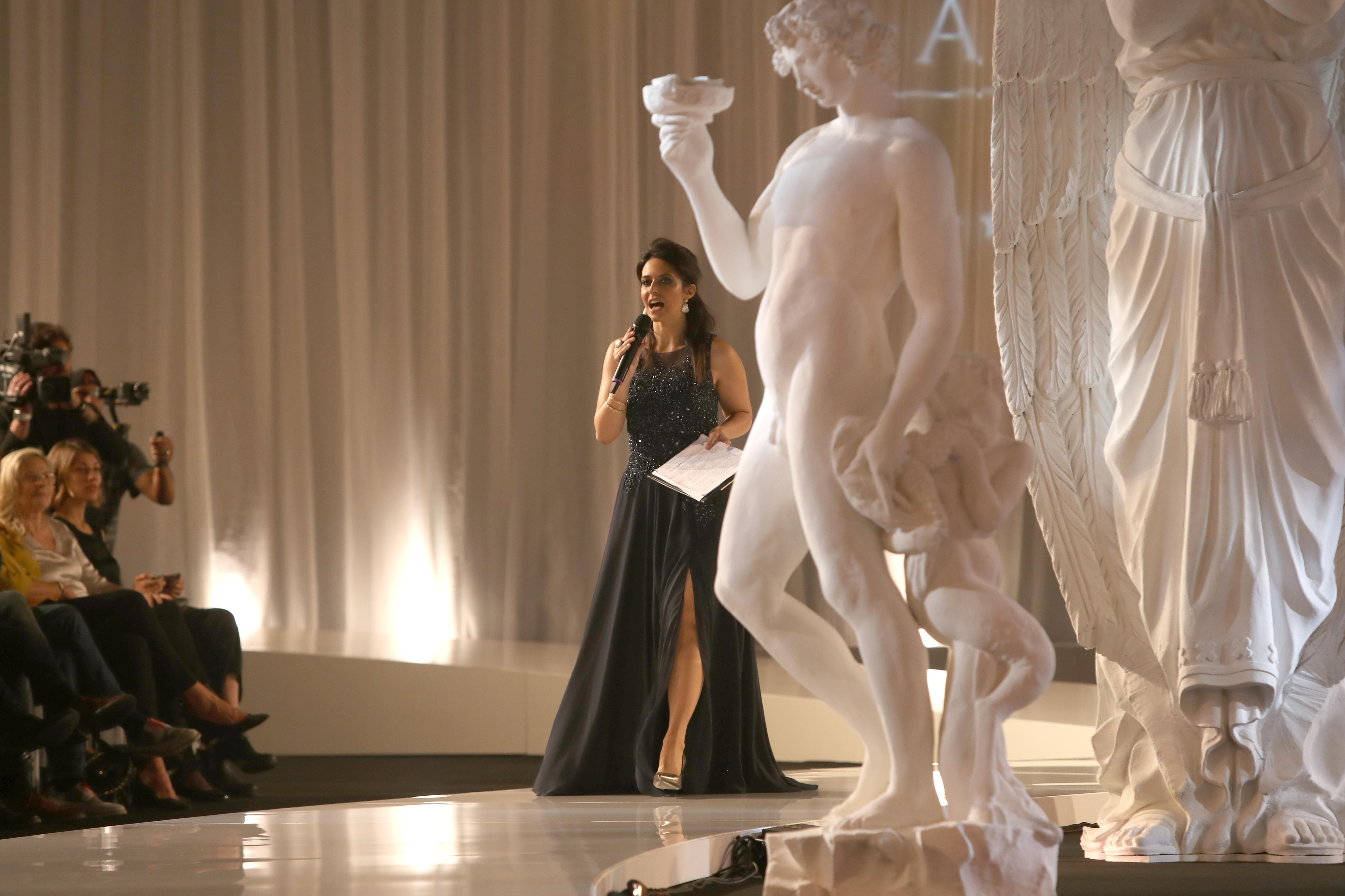 Su Donna e Sposa Tv lo Speciale dedicato all'evento di Nicole a Roma tra abiti da sogno e celebrities