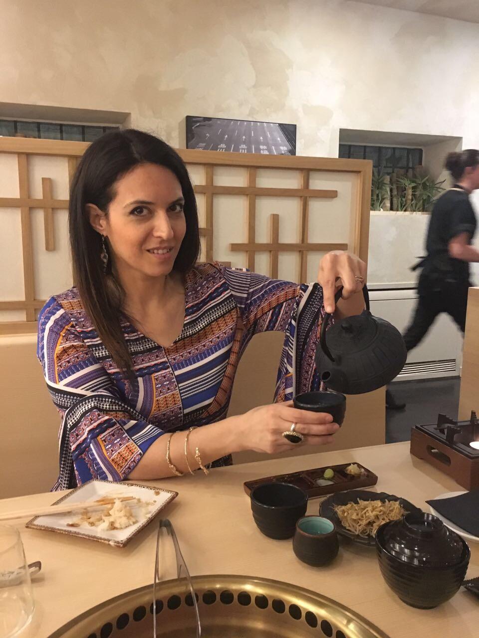 Tokyo Grill e l'aspetto più conviviale del mangiare insieme divertendosi