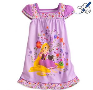 Camicia da notte bimbi Rapunzel: La Serie