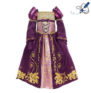 Costume bimbi Rapunzel