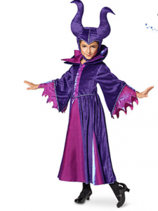 Costume bimba Maleficent (Disney Store)