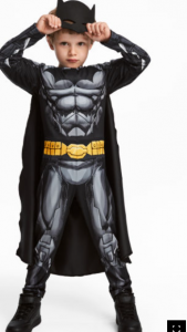 Costume Batman H&M