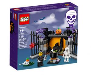 La casa stregata di Halloween - Lego
