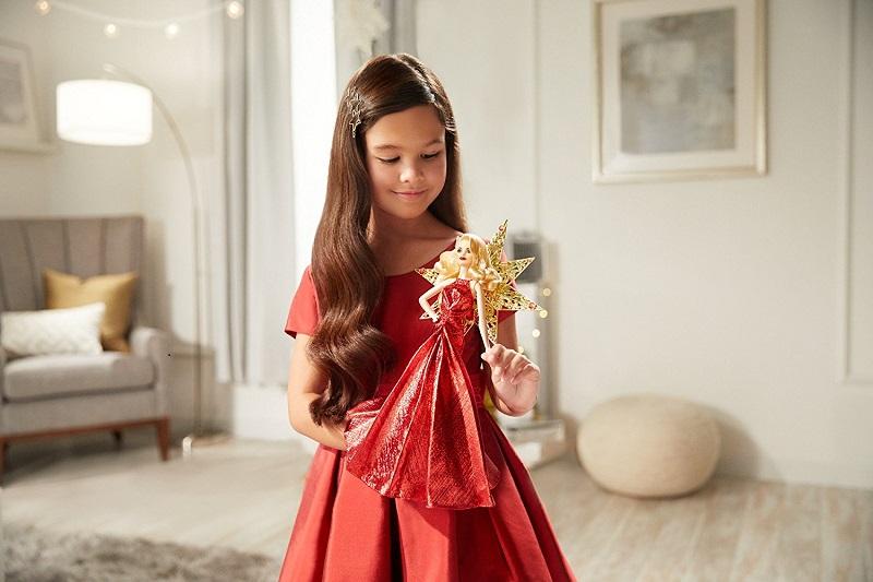 Con Barbie puoi essere tutto ciò che desideri anche a Natale