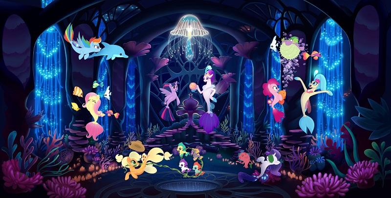 My Little Pony: il 6 dicembre arriva il film con tante sorprese