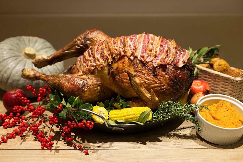 Una settimana al Thanksgiving: cuciniamo il tacchino con Vanilla Bakery