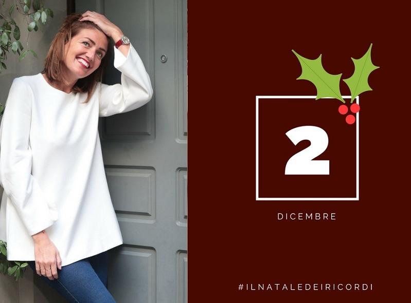 2 dicembre: #ilnataledeiricordi di Chiara Maci