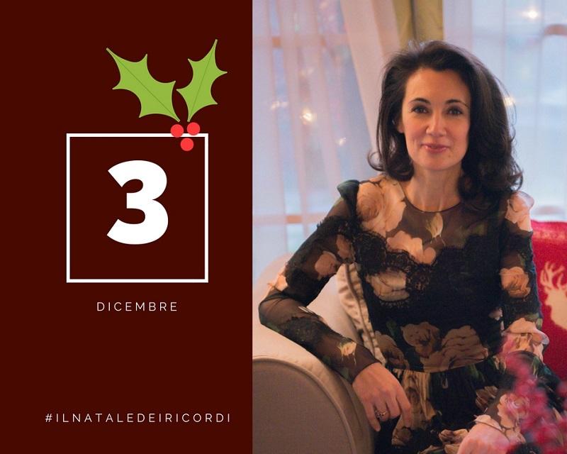 3 dicembre: #ilnataledeiricordi di Csaba della Zorza