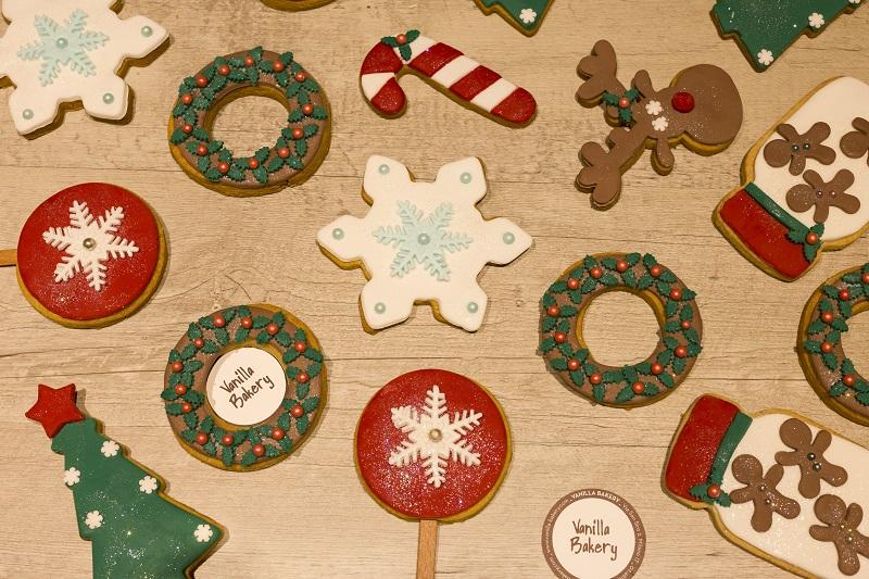 Biscotti Natale Vanilla hhhh