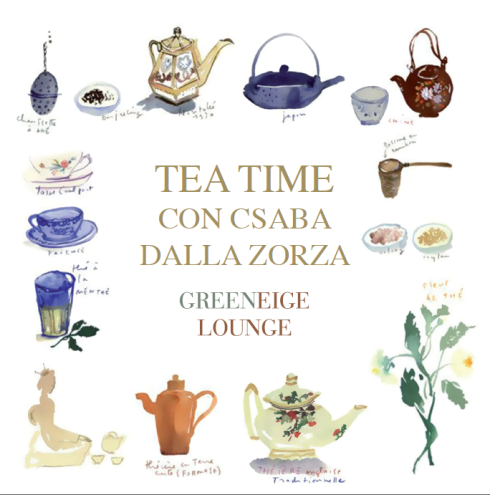 tea time albereta