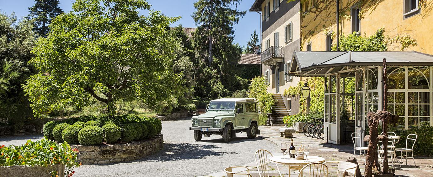 Primavera nell'aria: Villa Sparina Resort riapre le porte ai suoi ospiti