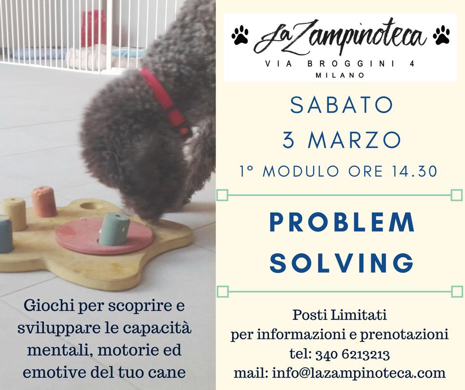 Problem Solving  3 Marzo 18