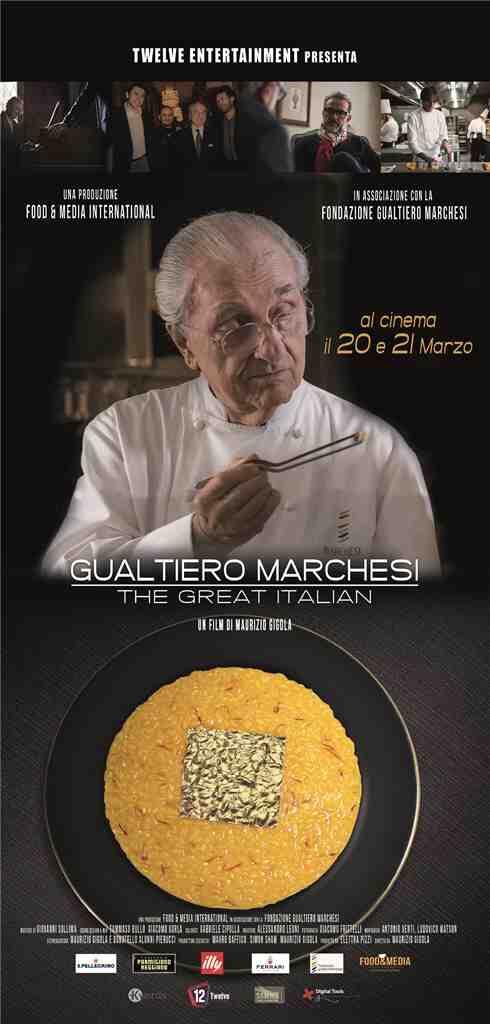 The Great Italian: il film su Gualtiero Marchesi che tutti dovrebbero guardare