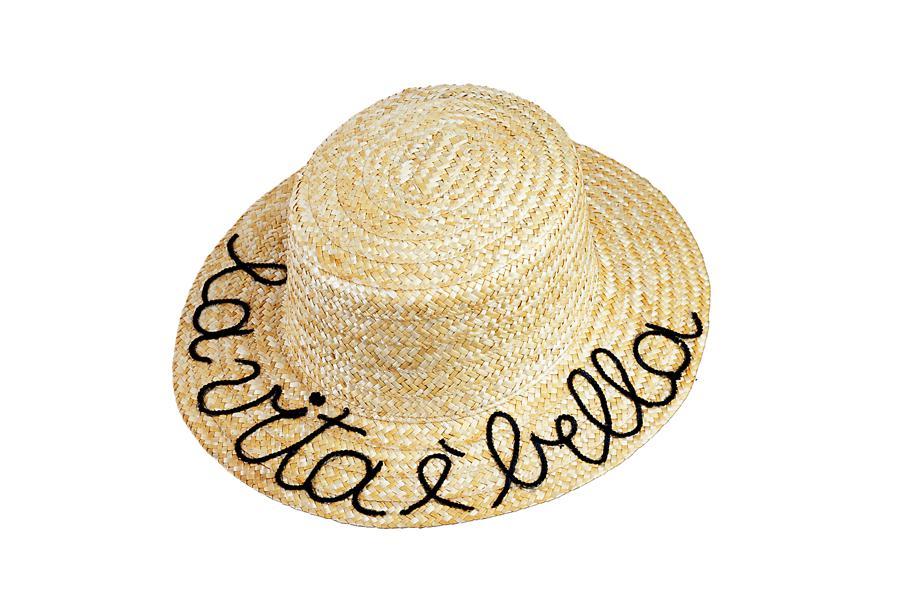 Cappello La vita è bella di Leontine