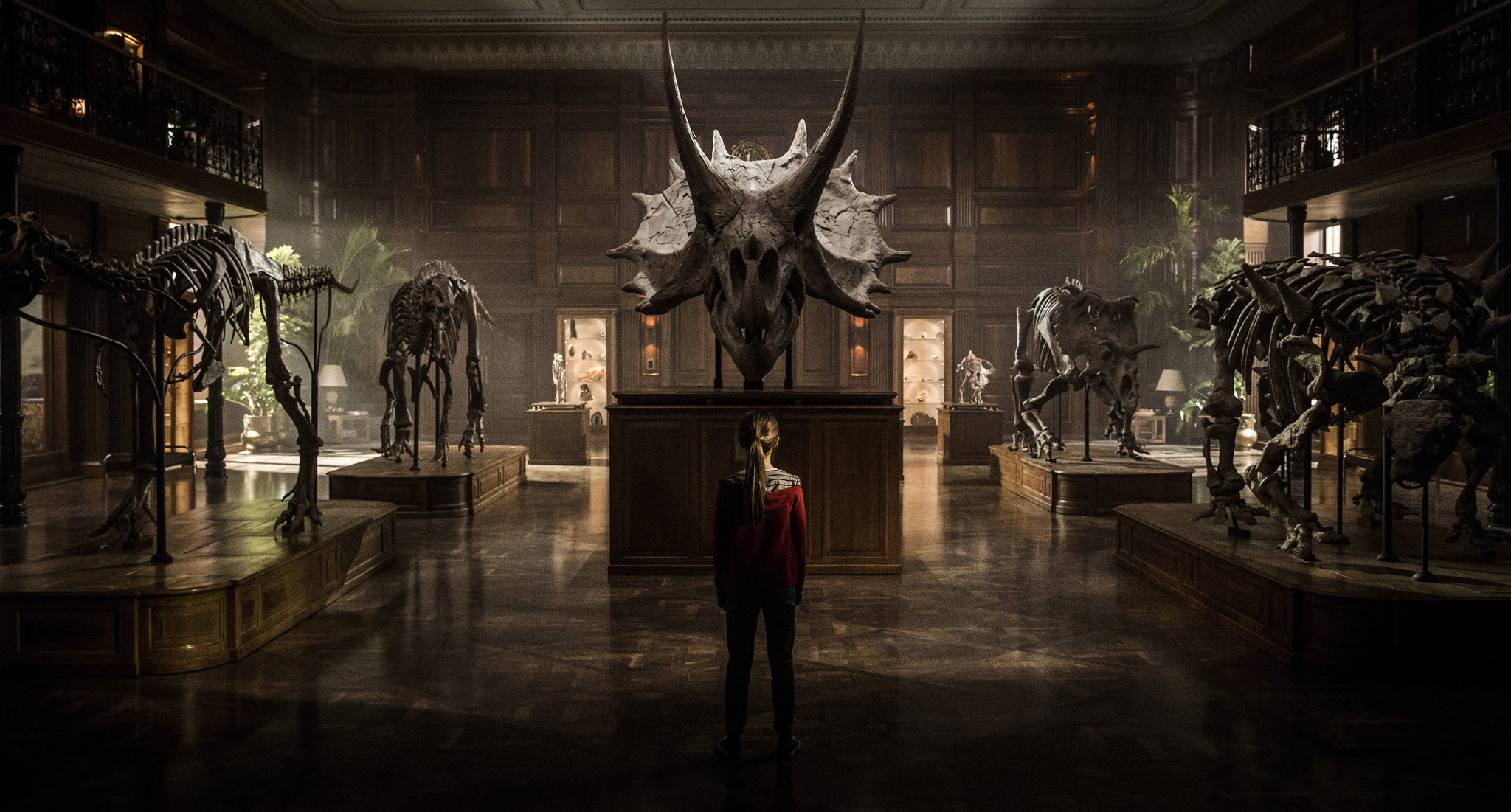 Al cinema arriva Jurassic World ed è subito dinosauro mania