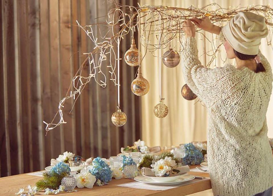 Natale in arrivo e alla casa e non solo ci pensa Wedding Solution