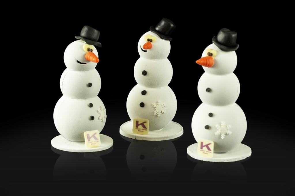 Pupazzi di neve_Gruppo