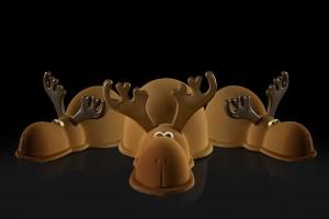 Il Natale di Ernst Knam: divertente, tradizionale e sempre dolcissimo