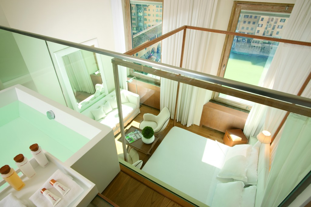 Hotel Continentale Penthouse