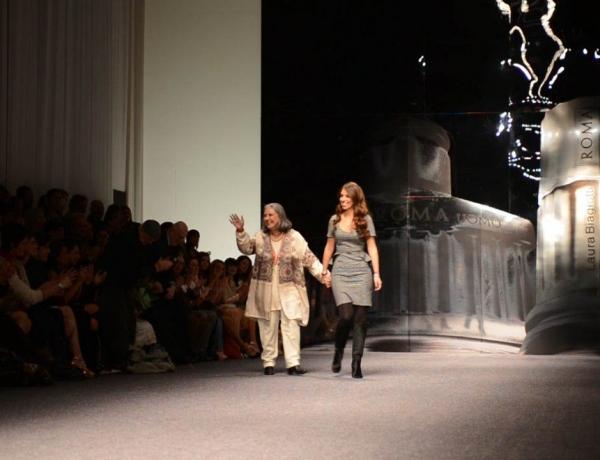 Il mio saluto a Laura Biagiotti, la signora della Moda Italiana