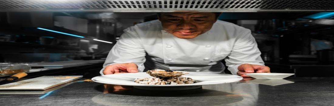 Ostrica revolution e gli chef non stanno a guardare