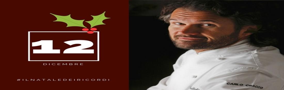 12 dicembre: #ilnataledeiricordi di Carlo Cracco