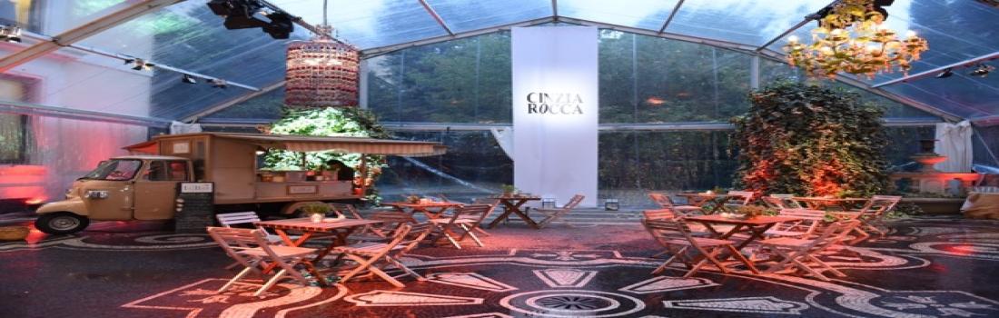 L'eleganza è un quadro colorato per Cinzia Rocca