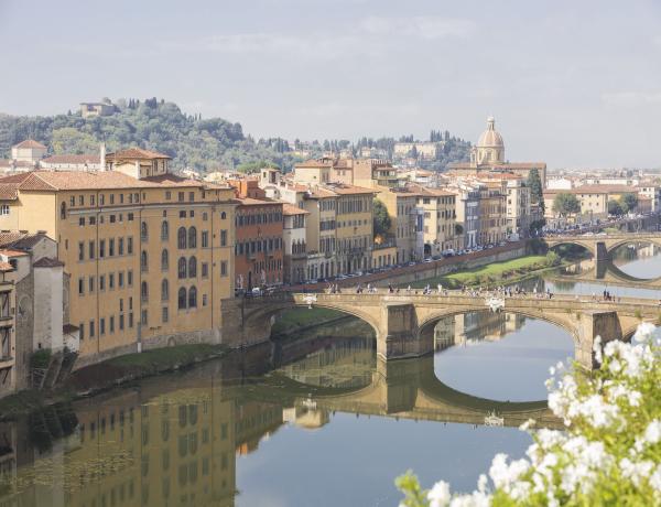 Meravigliosa Firenze, la città dell'arte che a gennaio celebra la moda