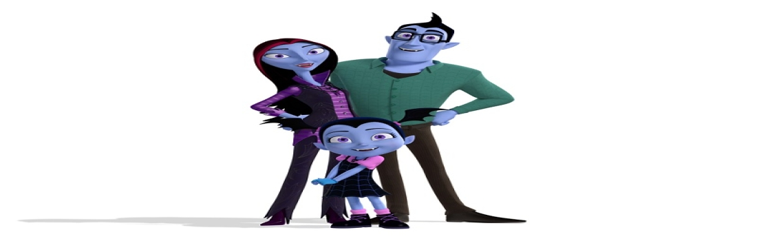 E' tempo di Halloween anche in tv: Vampirina sbarca su Disney Junior