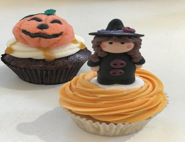 Vanilla Bakery ci svela la ricetta per i cupcake di Halloween