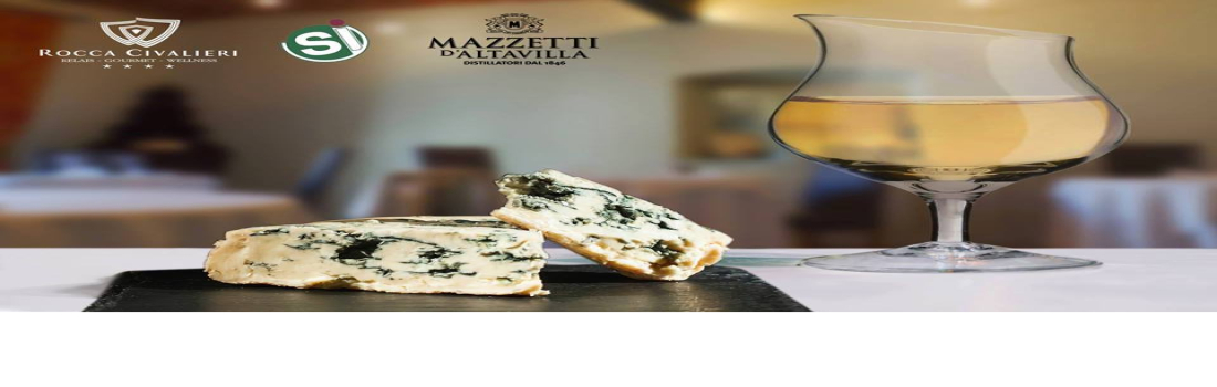 Week end fuori porta: nel Monferrato degustazione di grappa e gorgonzola