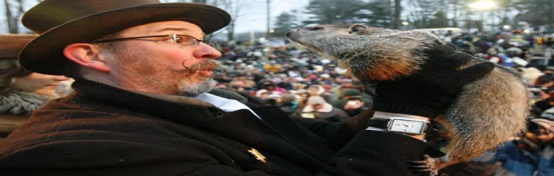 Buon Giorno della Marmotta. Ma se domani fosse ancora il 2 febbraio?