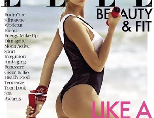 In edicola il nuovo numero di Elle per vere Wonder Woman