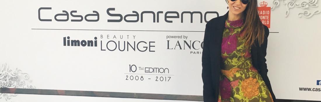 Sanremo 2017: Casa Sanremo apre il festival con Fondazione Pangea