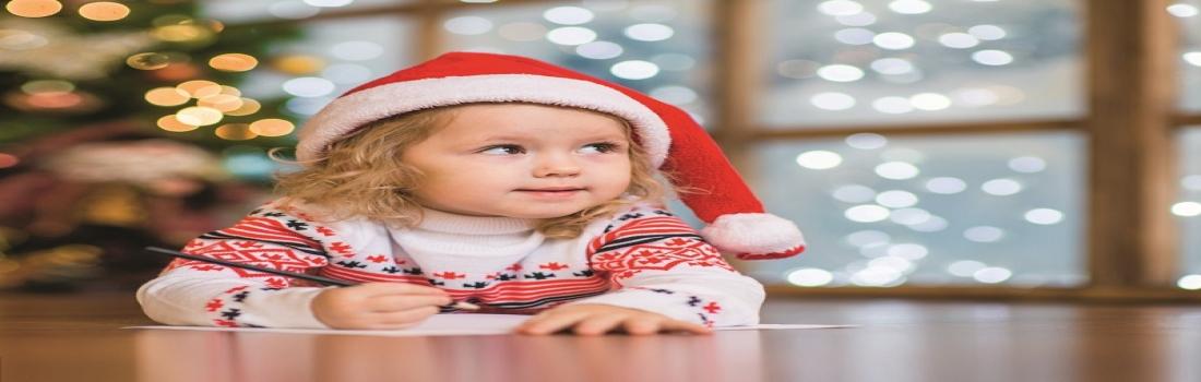 Quest'anno le letterine per Babbo Natale partono dai Viridea store e aiutano il CIAI